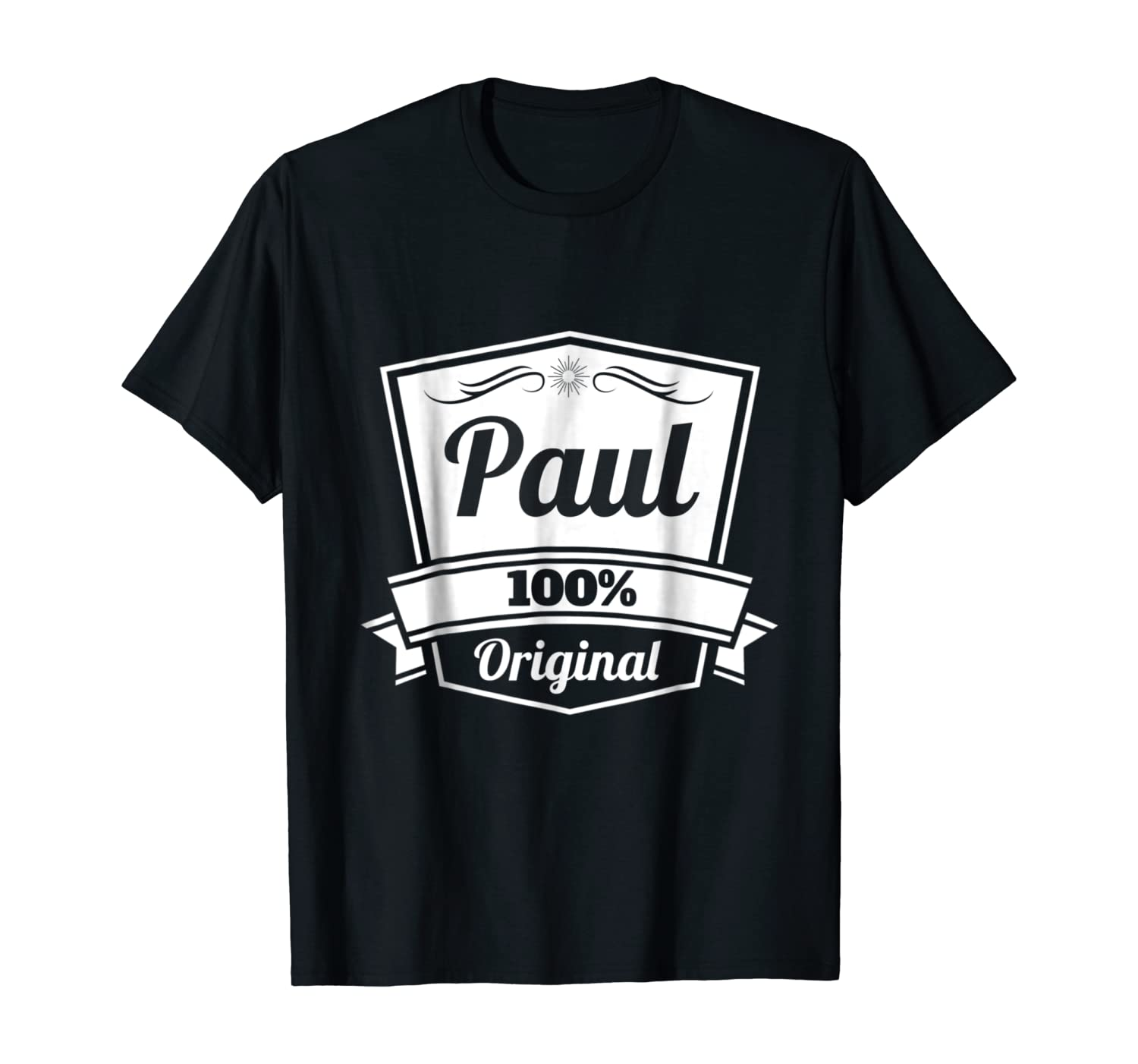 Paul Gift Shirt / Paul Personalized Name Birthday TShirt