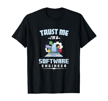 """Trust Me, I'm A Developer"" T-Shirt"