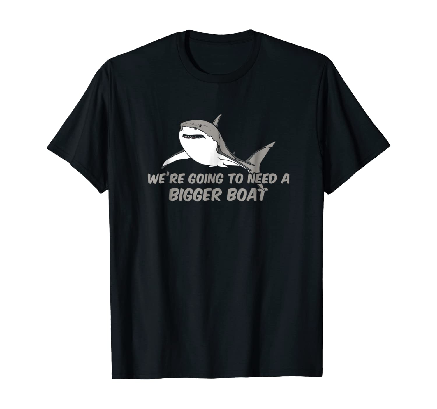 We're Going To Need A Bigger Boat Shark Shirts