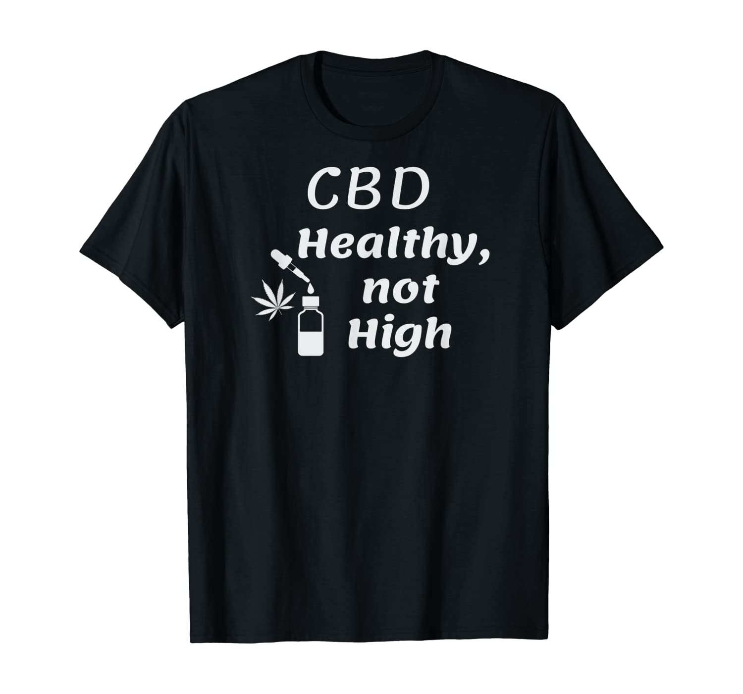 CBD Healthy, Not High great gift for fans of hemp therapy