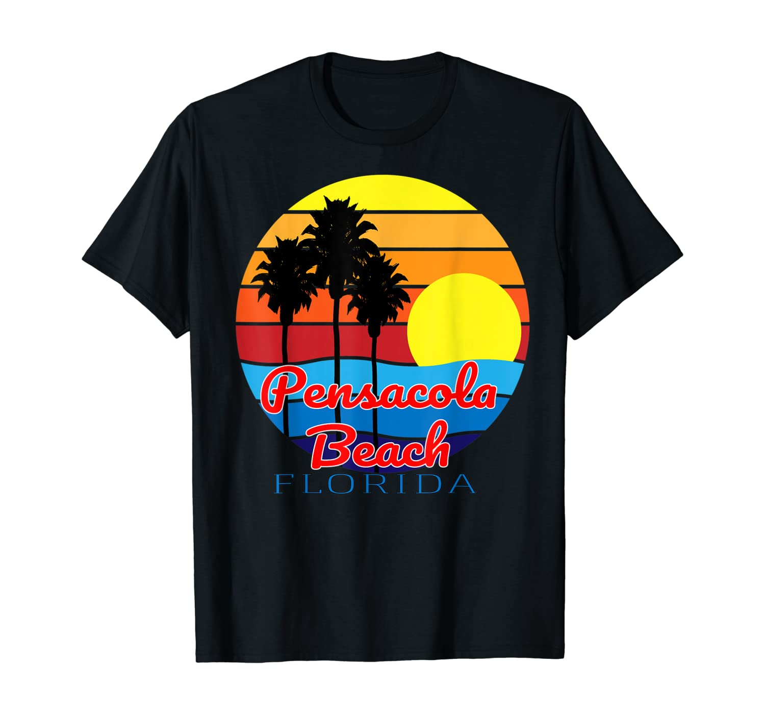 Pensacola Beach Florida T-Shirt