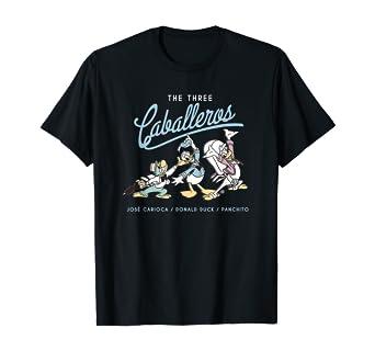 Disney The Three Caballeros Retro Donald Duck T-Shirt