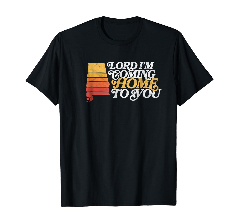 LyricLyfe - T-Shirt - SWEET HOME ALABAMA