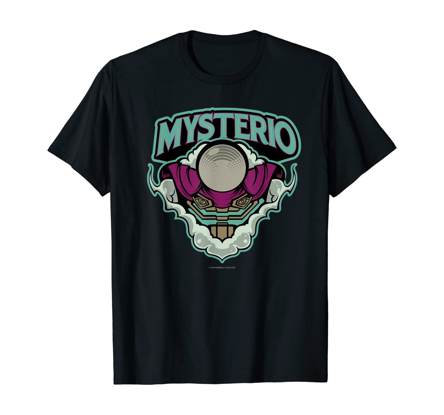 Marvel Mysterio Spider-Man: Far from Home T-Shirt