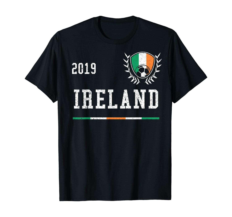 Ireland Football Jersey 2019 Irish Soccer Jersey T-Shirt