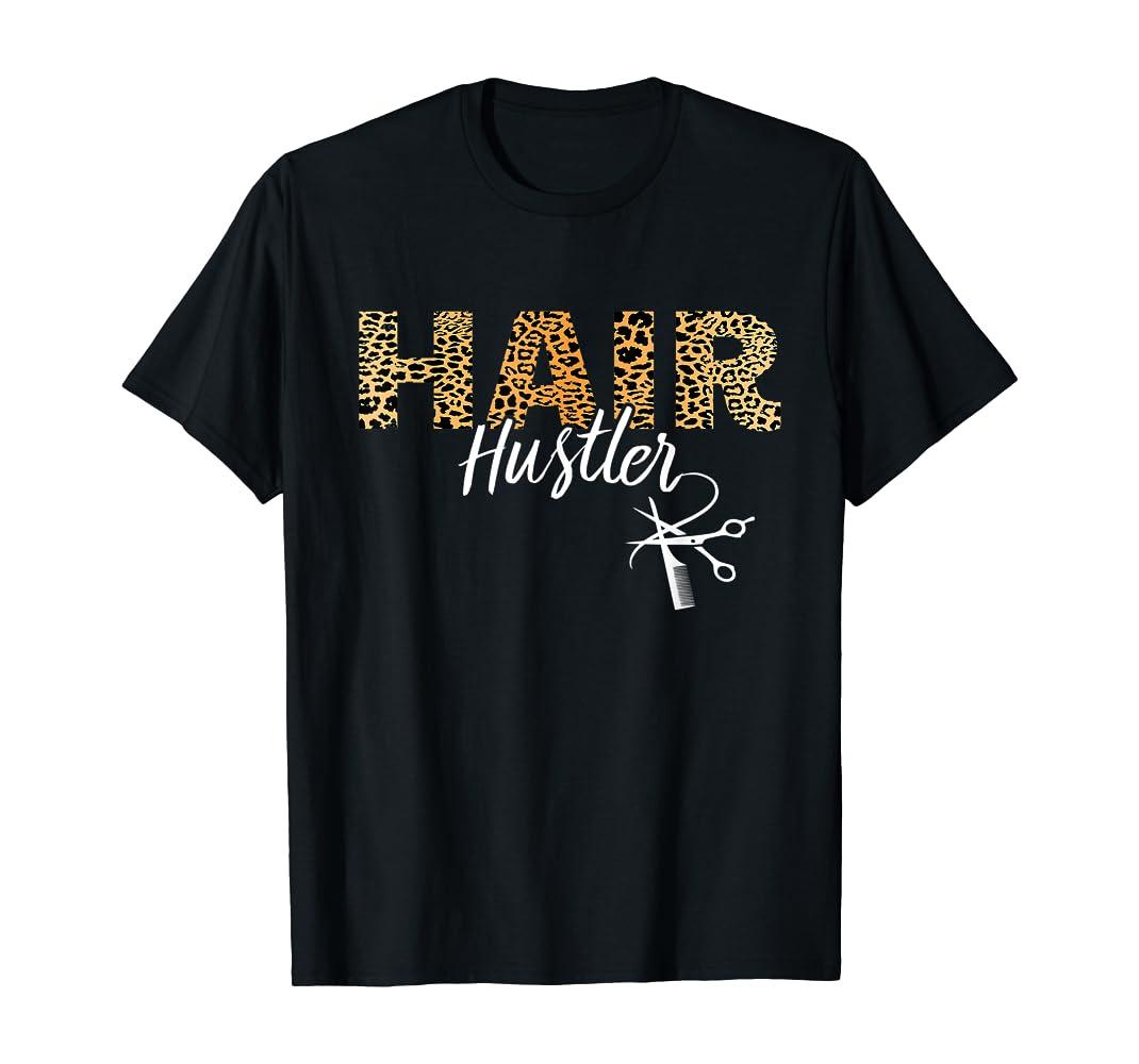 Hairdresser Tumbler Hair Hustler Peacock Tumbler