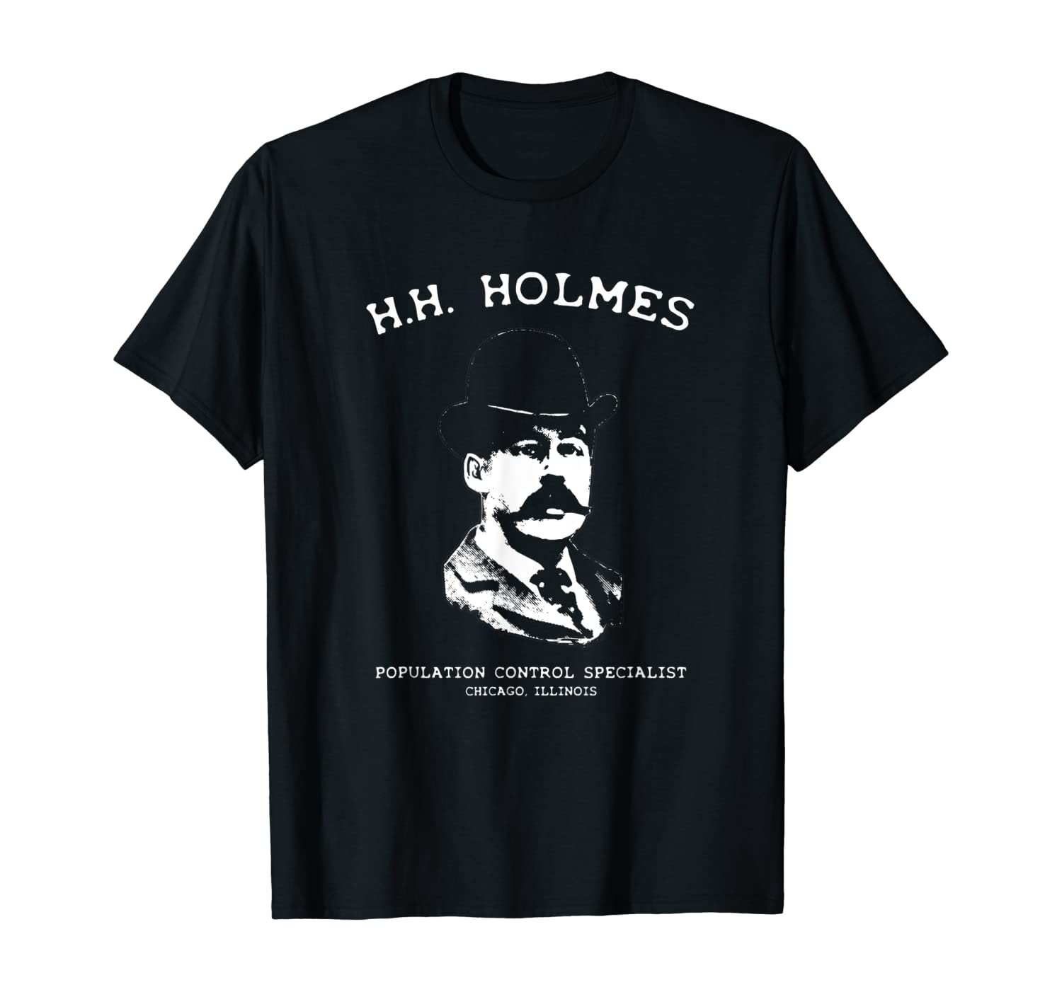 H.H. Holmes Population Control Specialist
