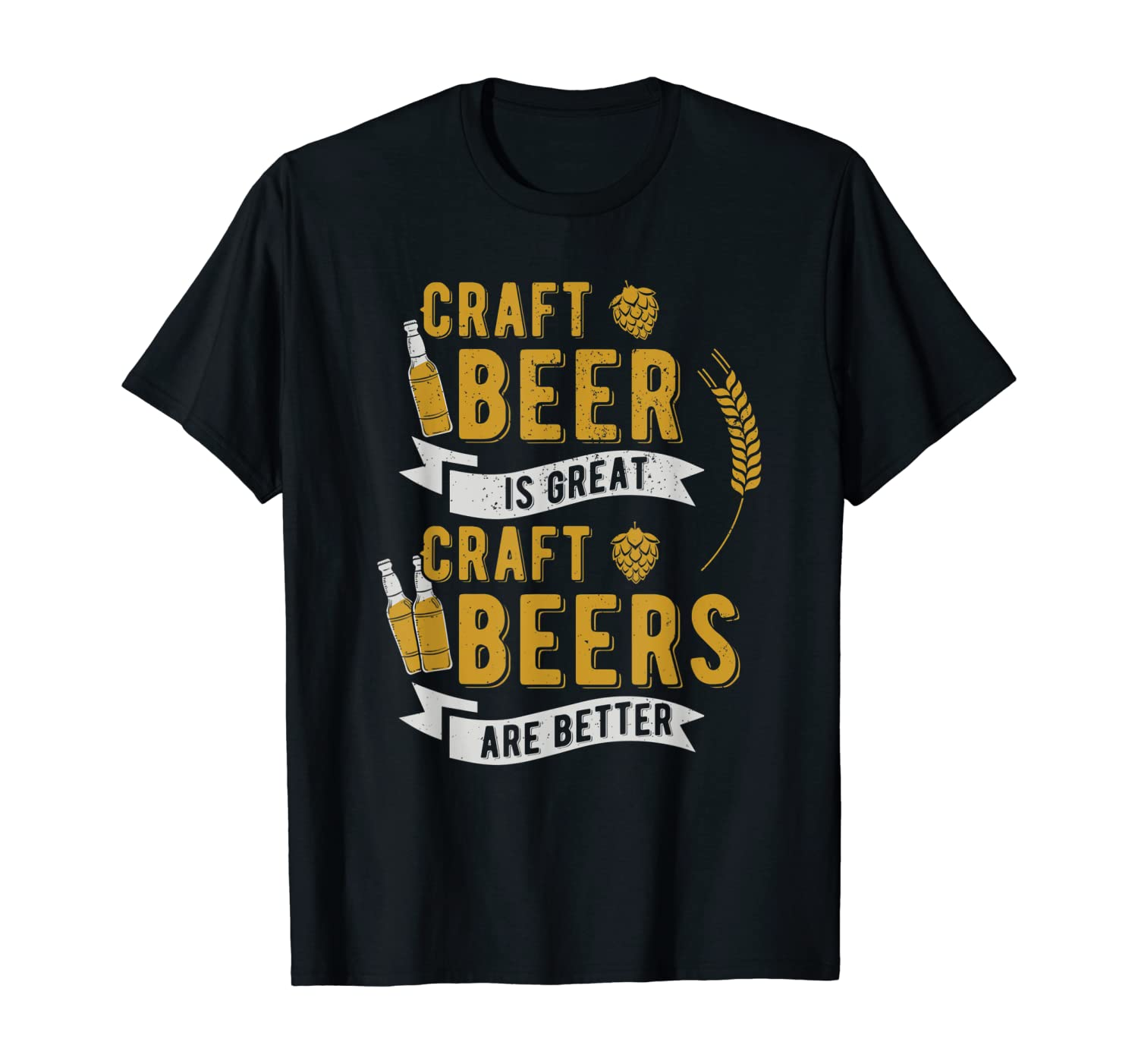 Homebrew Home Brewing Craft Beer Brewer | Craft Beers T-Shirt