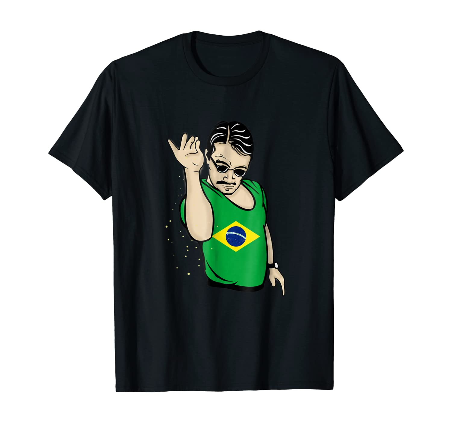 Salt Soccer Brazil Jersey World Shirt Brazilian Football