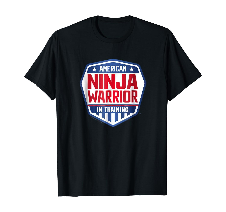 American Ninja Warrior In Training Comfortable T-Shirt