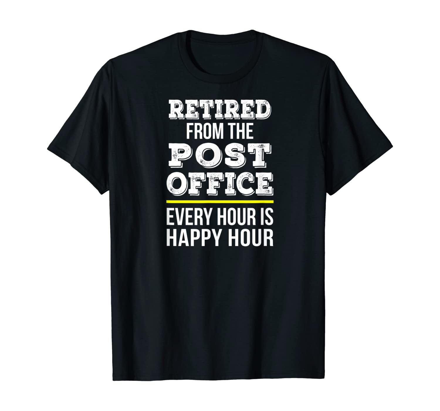 Retired From Post Office Funny Retired Postal Worker Gift