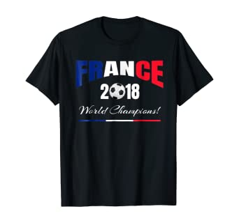France 2018 Champions Soccer Team Fans National Team Men/'s Tank Top Gift Idea