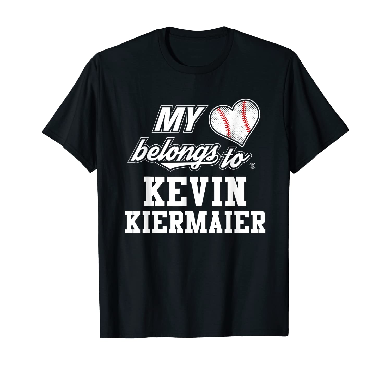 Kevin Kiermaier Gameday T-Shirt