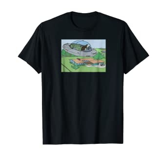 Cute Hedgehog Flying Car Shirt