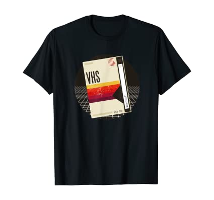 VHS Video Tape T-shirt for Men or Women