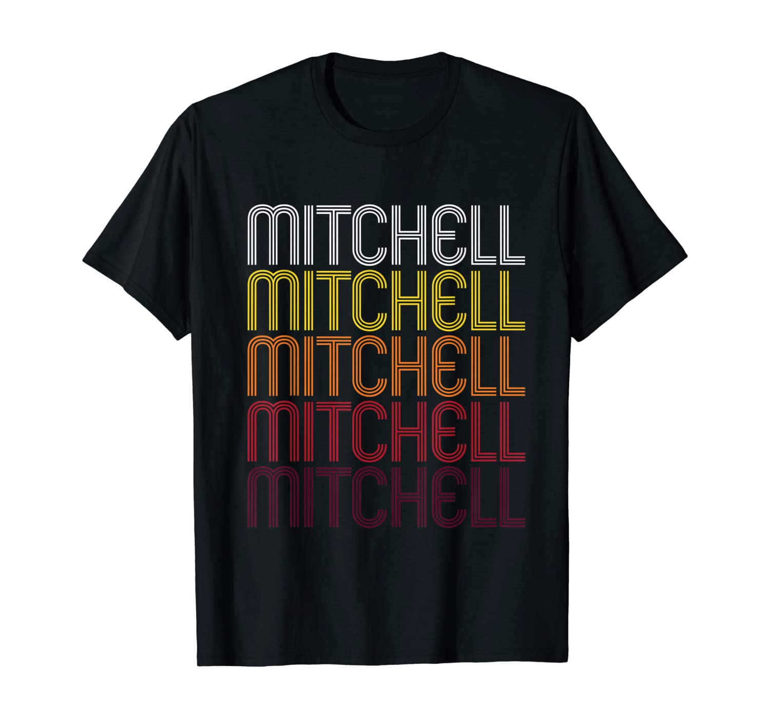 Mitchell, IN | Vintage Style Indiana T-shirt