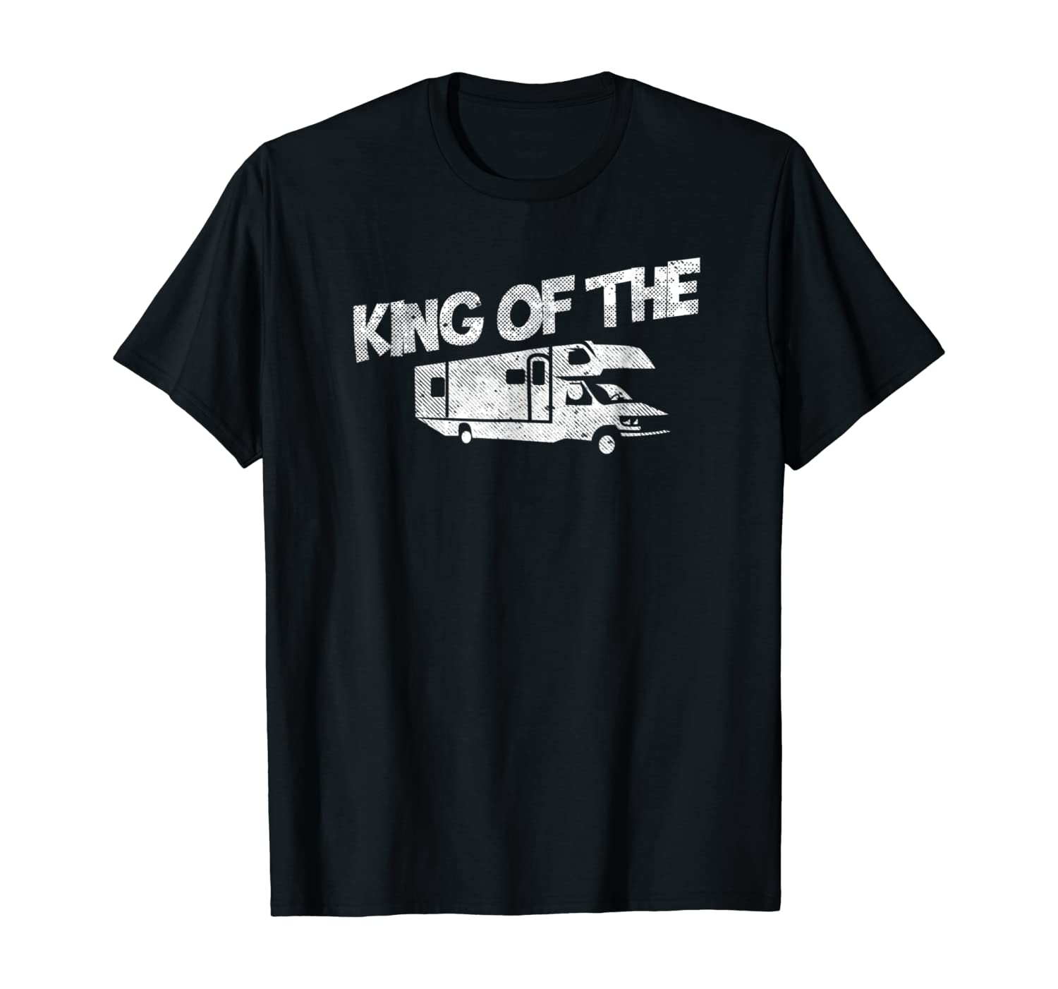 Top 10 King Of The Motor Home Tshirt