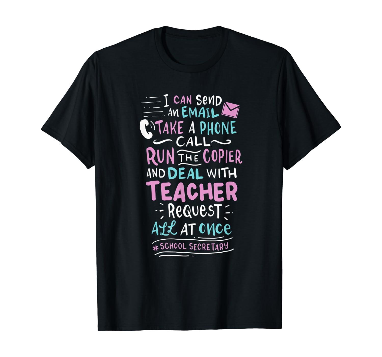 Funny school secretary T-Shirt