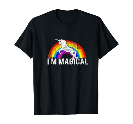 Im-Magical-Unicorn-In-Rainbow-Cute-T-shirt