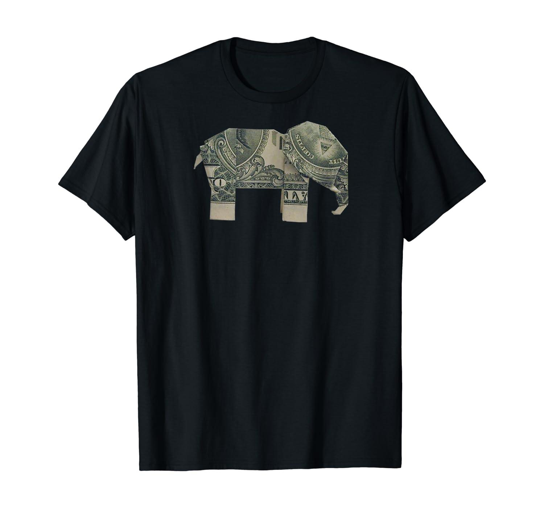 How To Fold A Dollar Bill Elephant - DIY Crafts Tutorial ...   1402x1500