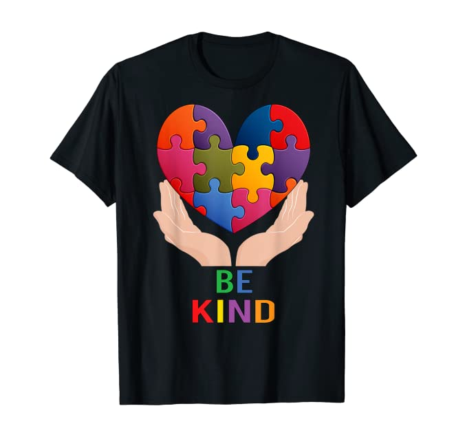Be Kind – Autism Awareness T-Shirt