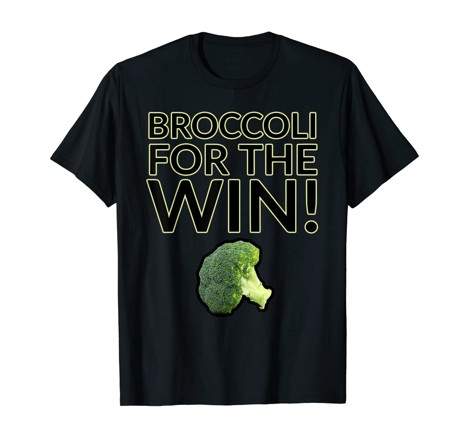 Broccoli For The Win For Plants Vegans Vegetarian Gifts Shirts