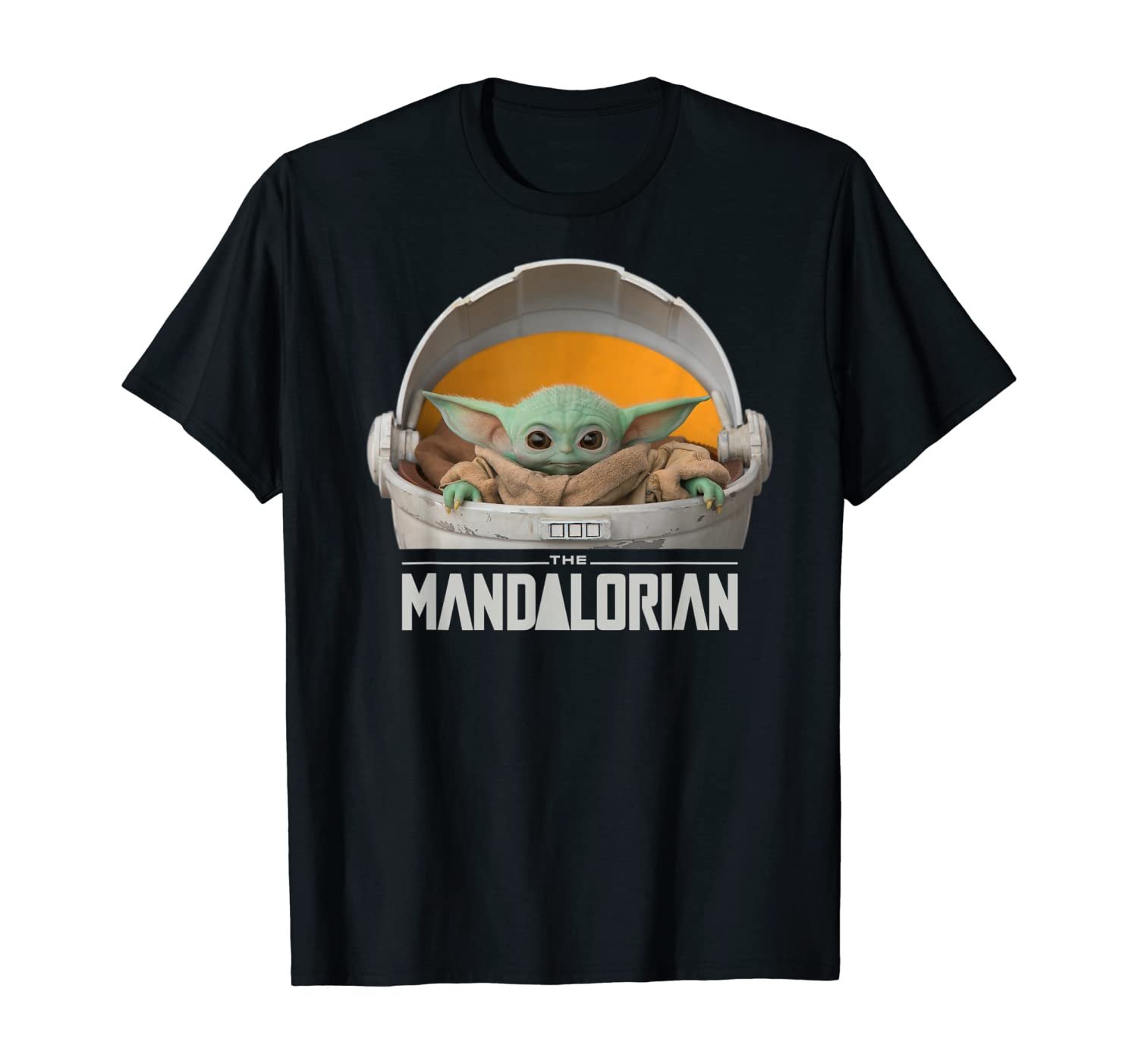 Star Wars The Mandalorian The Child Floating Pod T-Shirt