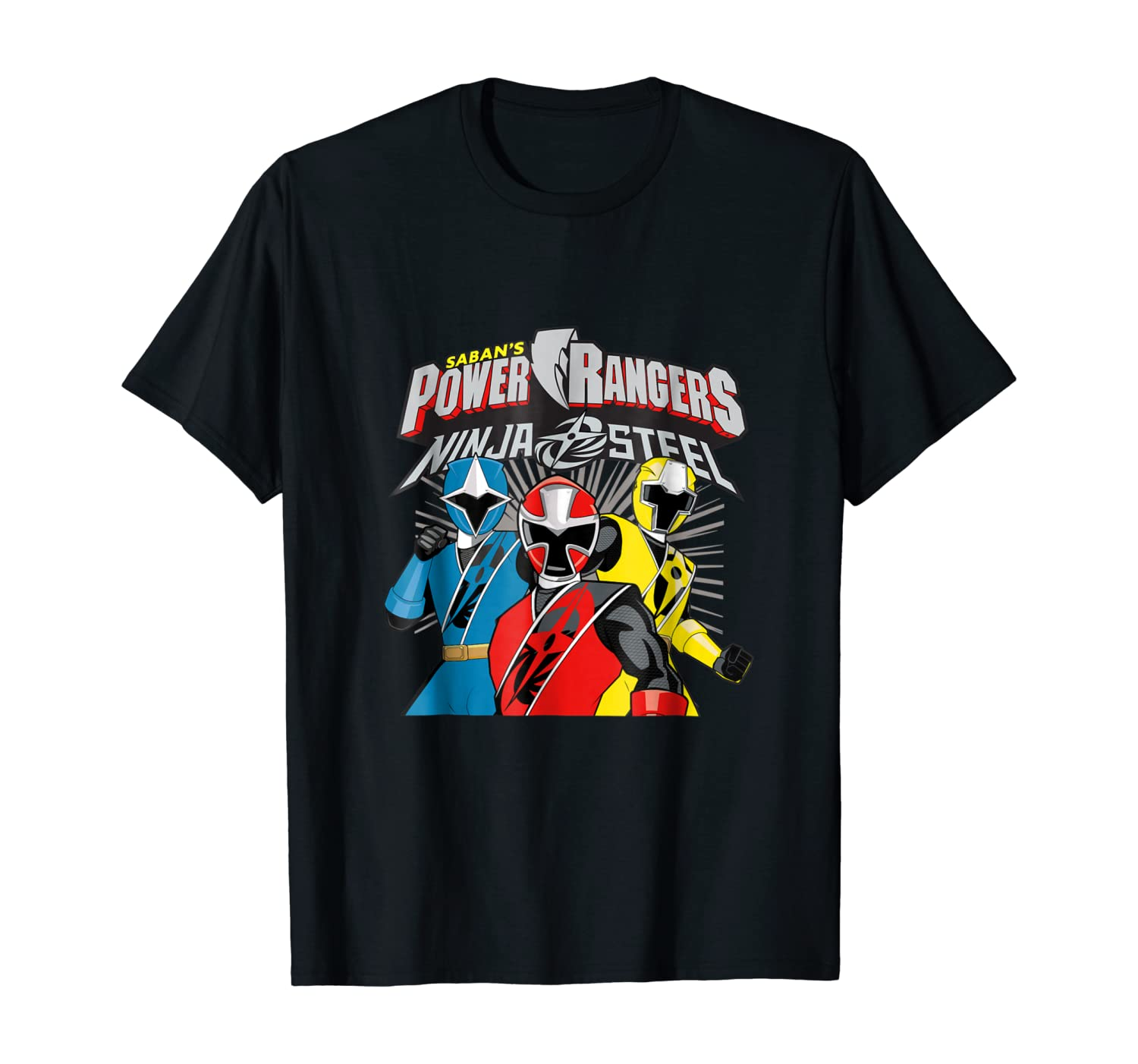 Power Rangers Super Ninja Steel T- Shirts