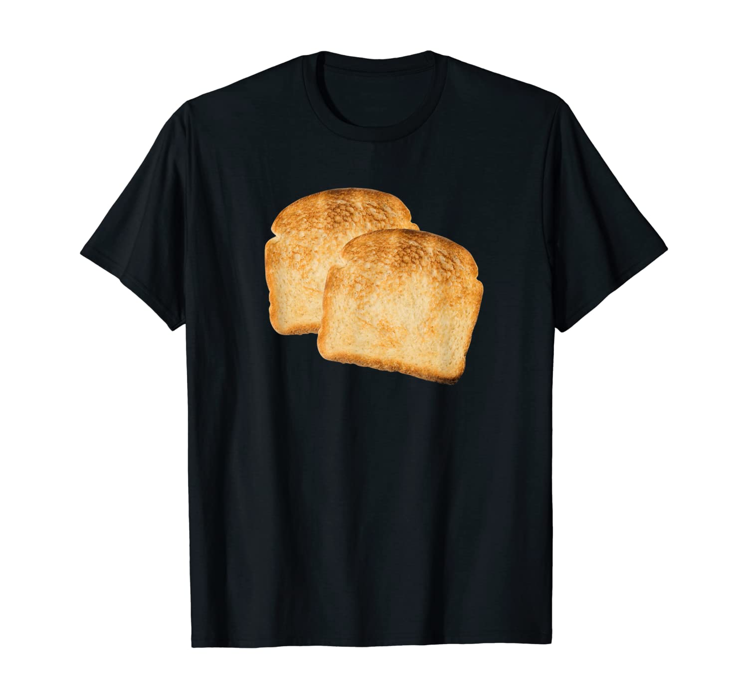 Toasted Bread Toast Maker Funny Halloween Costume T-Shirt