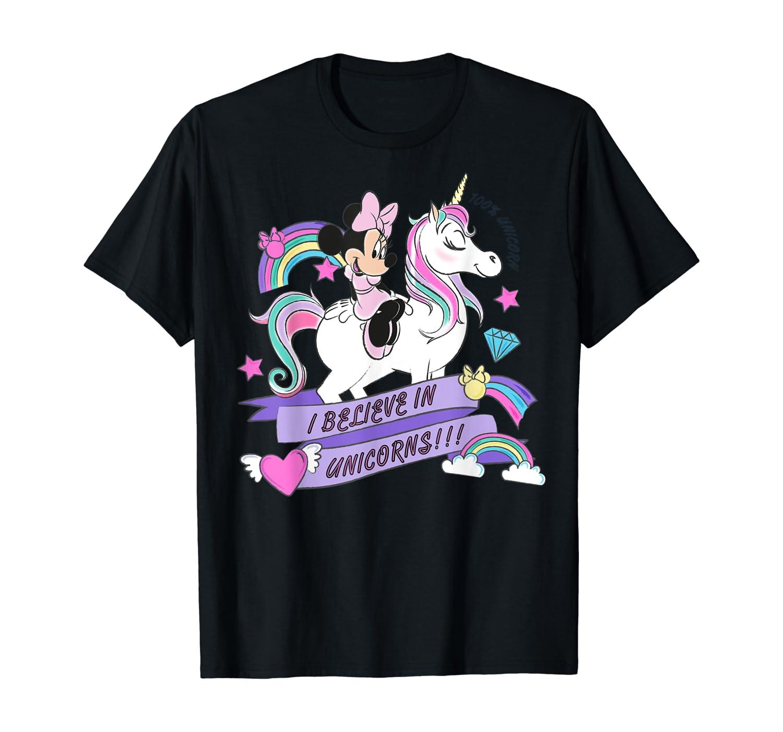 Disney Minnie Mouse Unicorn 100 Unicorn T-shirt