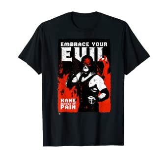 Printed WWE Kane Caricature Cool T Sports T Shirt Men/'s Womens Kids