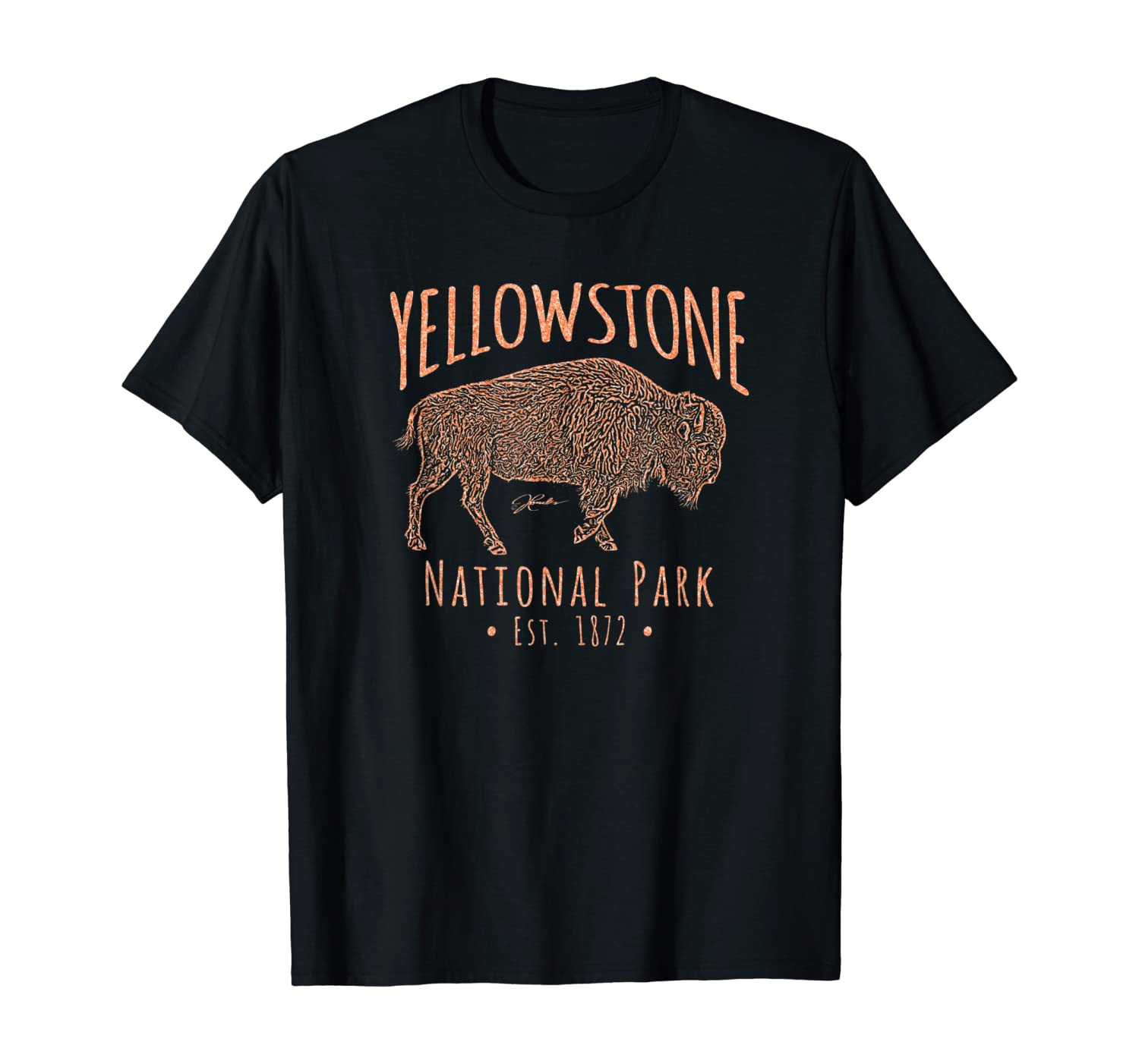 The Best Yellowstone T Shirt Home Of Bison