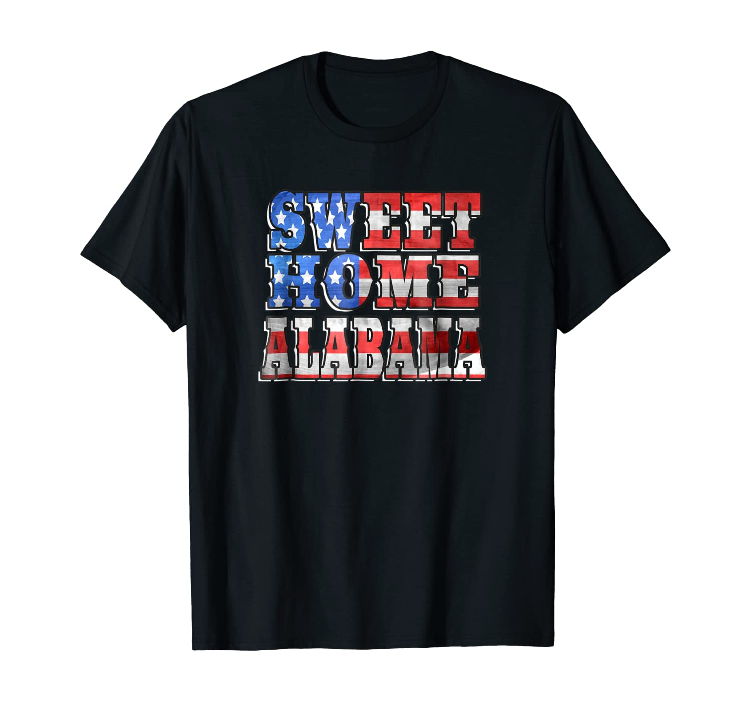 LyricLyfe T-Shirt - Sweet Home Alabama