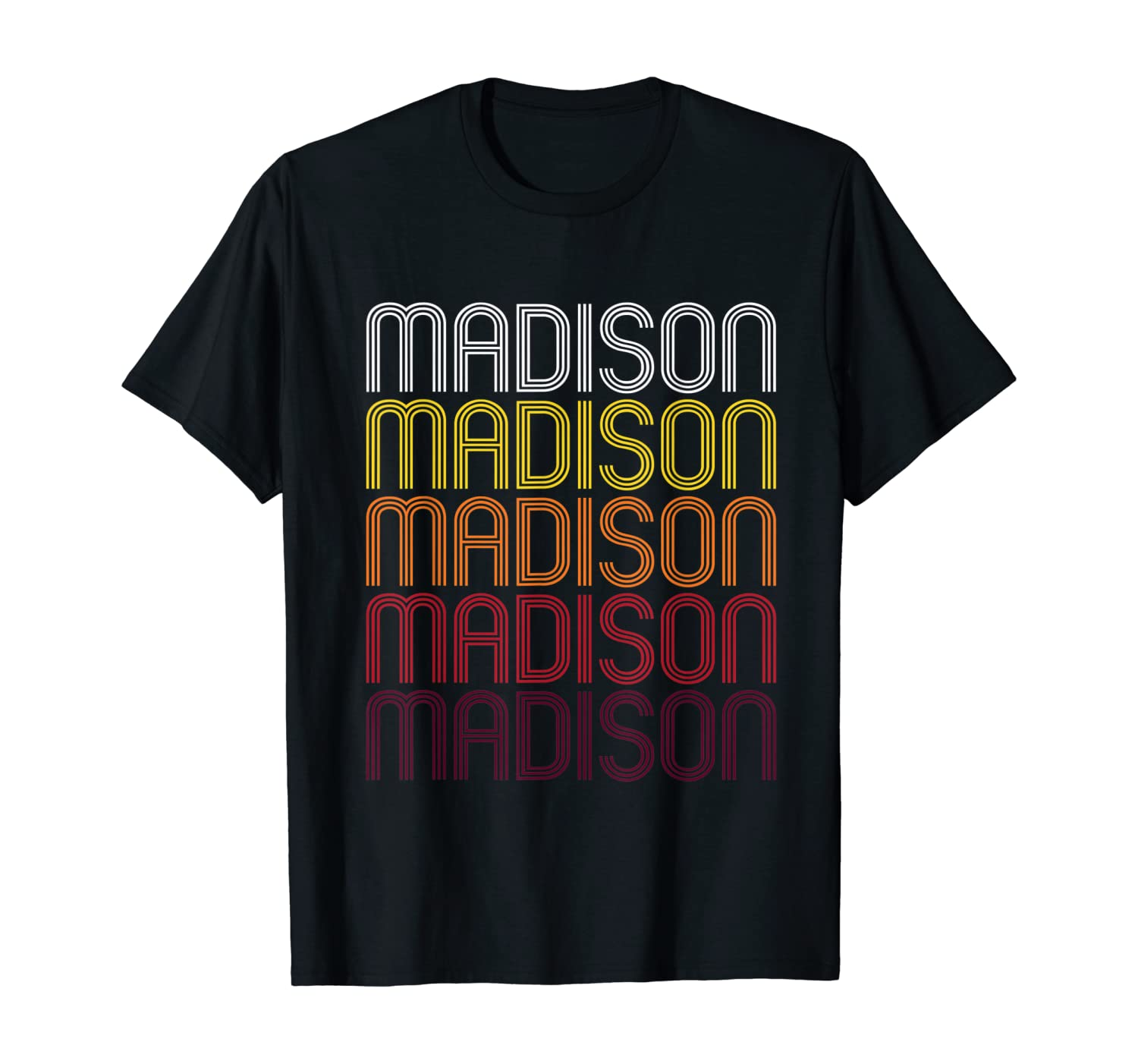 Madison, IN | Vintage Style Indiana T-shirt