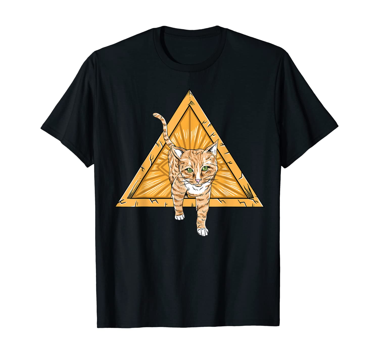 Illuminati Eye of Cheeto The Cat - Shane Dawson T-Shirt