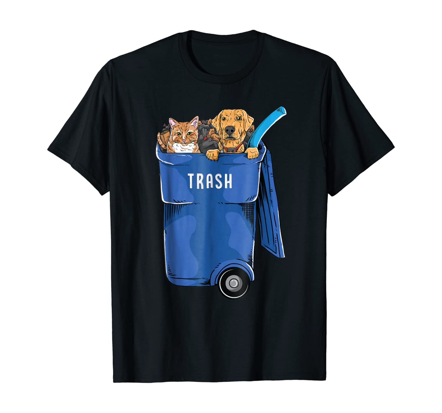 Trash Buddies Cheeto and Uno - Shane Dawson T-Shirt