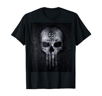 Amazon Com Cool Urban Style Krav Maga Skull Gift T Shirt Clothing