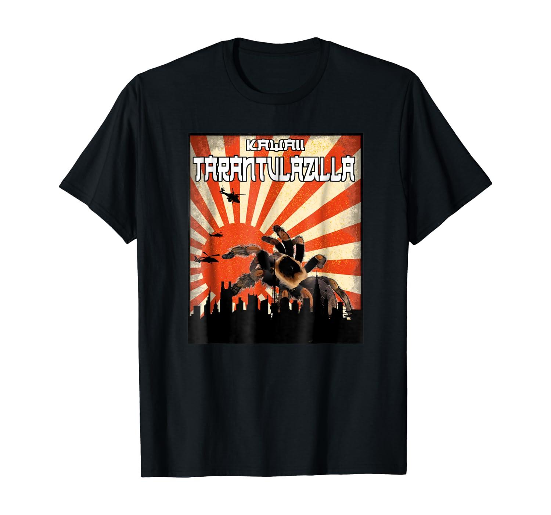 Tarantula-Zilla Tarantula T-Shirt, Cute Tarantula Shirt