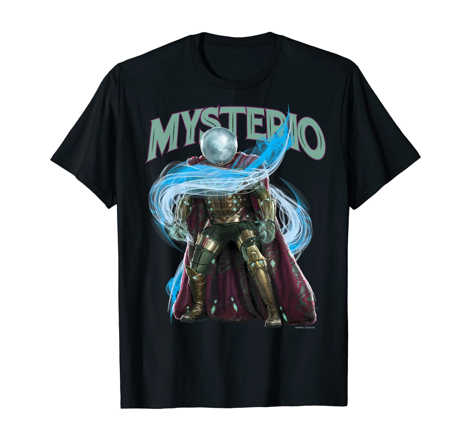 Marvel Spider-Man Far From Home Mysterio Stance T-Shirt