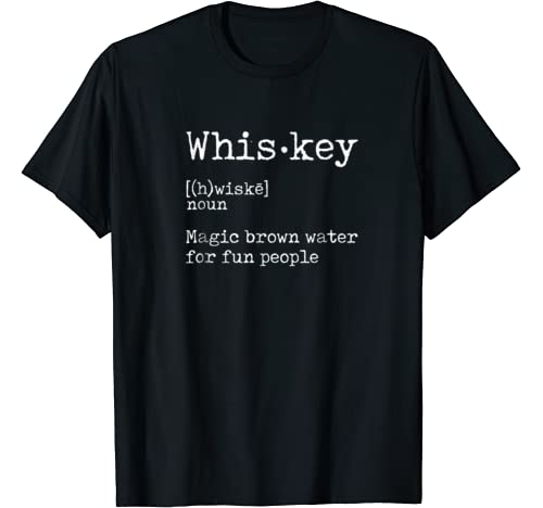 Whiskey Definition Magic Brown People product image