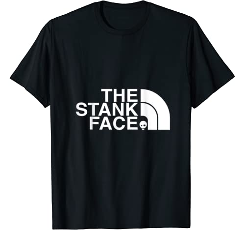 The Stank Face Mountain Bike T Shirt