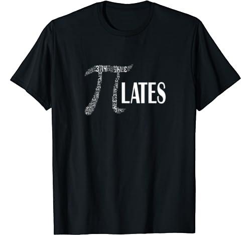 Pilates Funny Shirt For Women Men Pi Symbol 3,14 T Shirt