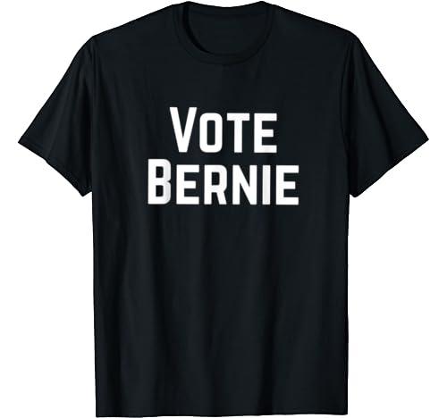 Vote Bernie   Bernie Sanders 2020 Election T Shirt