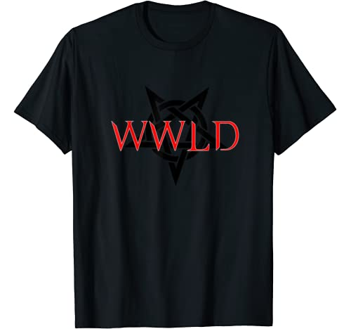 What Would Lucifer Do T Shirt
