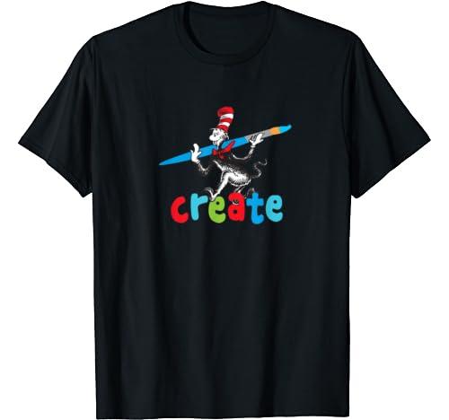 Dr. Seuss Create T Shirt