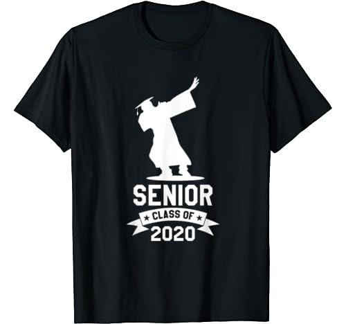 Dabbing Graduation   Class Of 2020 T Shirt