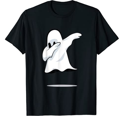 Dabbing Halloween Ghost | Dab Hip Hop Ghoul S T Shirt