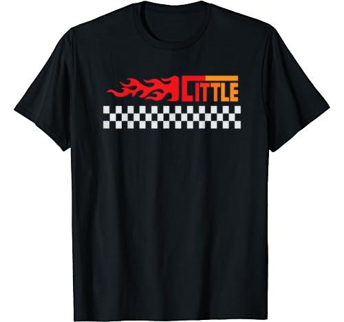 Reveal Sorority Little Sister Big Little Week Fire Little T Shirt