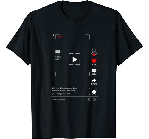 A Gender Z Love#Tik Tok Famous Shirt Girls Boys Gift T Shirt
