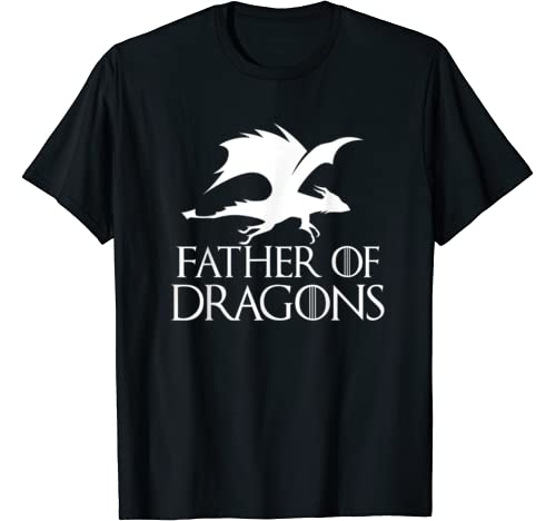 Father Of Dragons   Father's Day Gift T Shirt